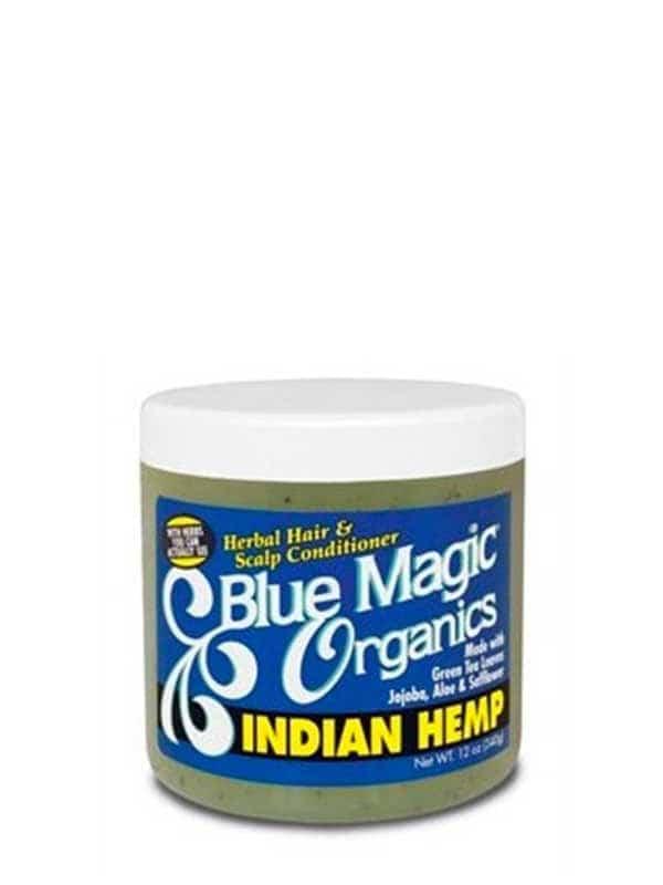 Organics Indian Hemp 340g Blue Magic