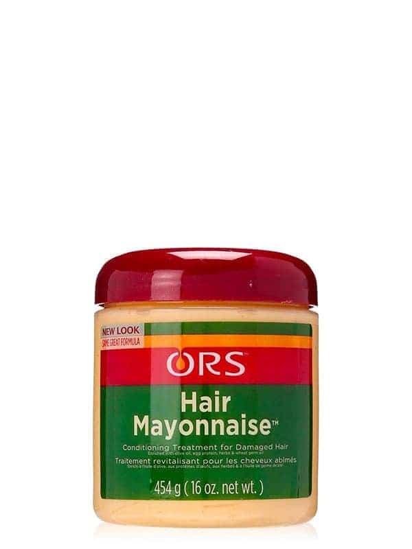 ORS Mayonnaise Capillaire Traitement Revitalisant pour Cheveux Abimés 454 g