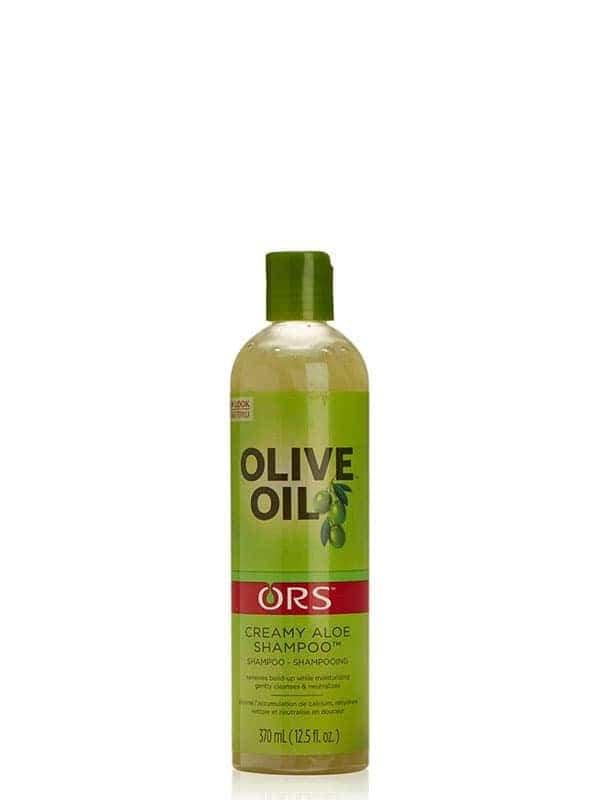 ORS Shampooing Crème à l'Huile d'Olive à l'Aloe...