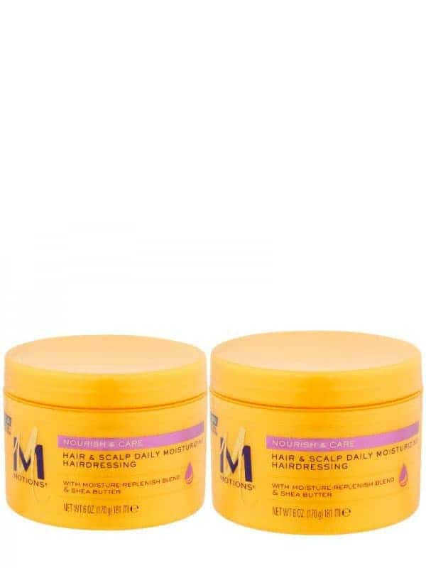 Pack De 2 Hair and Scalp Daily Moisturizing Hairdr...