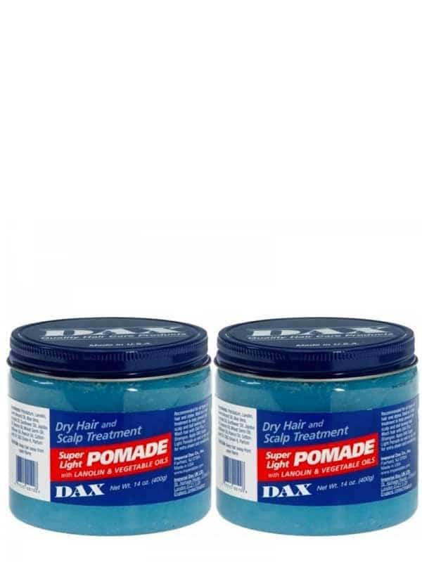 Pack De 2 Pommade Bleue Super Light 400g Dax