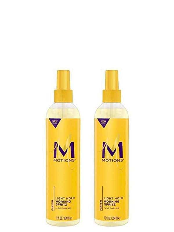 Pack De 2 Spray De Coiffage Motions