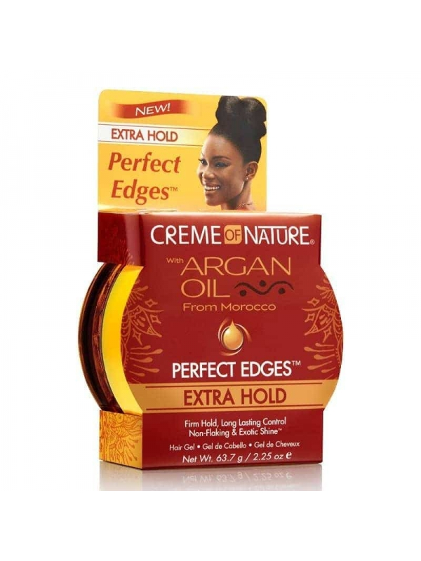 Perfect Edge Extra Hold Argan Oil. 63.7ml Creme of...