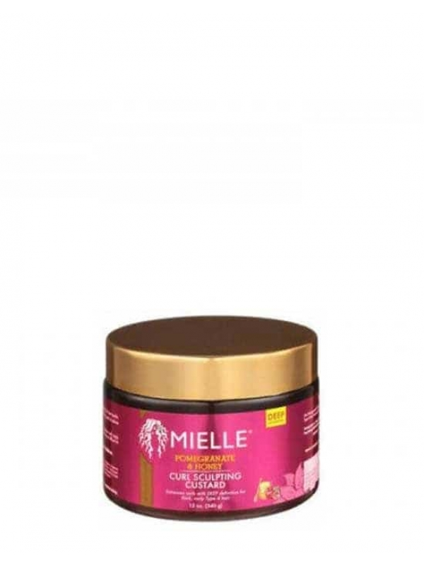 Pomegranate & Honey Curl Sculpting Custard 340...