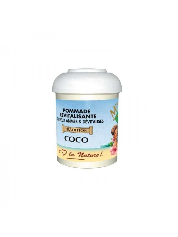 Pommade Revitalisante Coco 125 Ml De Miss Antilles...