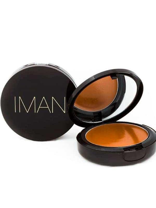 Iman Cosmetics Fond de Teint Crème Poudre Clay