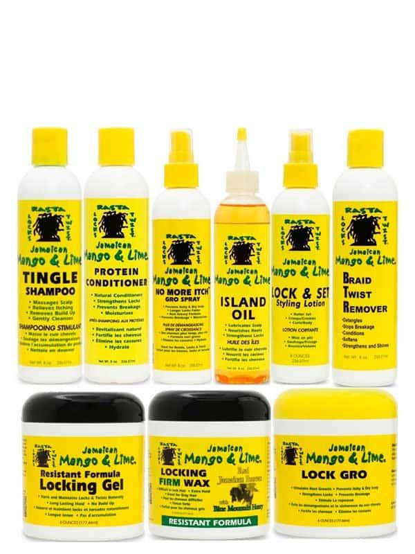 Programme Complet Cheveux Locksés Jamaican Mango ...