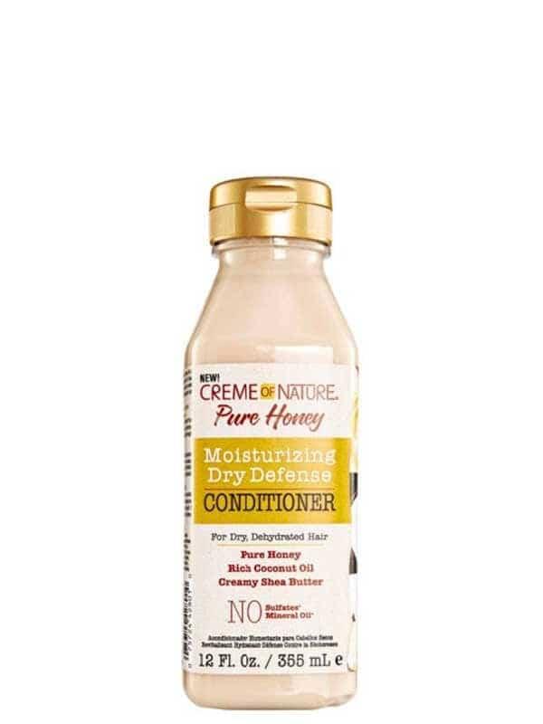 Pure Honey Après-shampooing Pour Cheveux Secs 355ml Creme of Nature