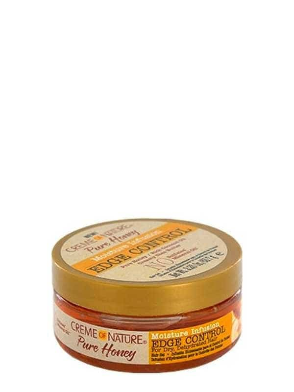 Pure Honey Gel Edge Control 64g Creme of Nature