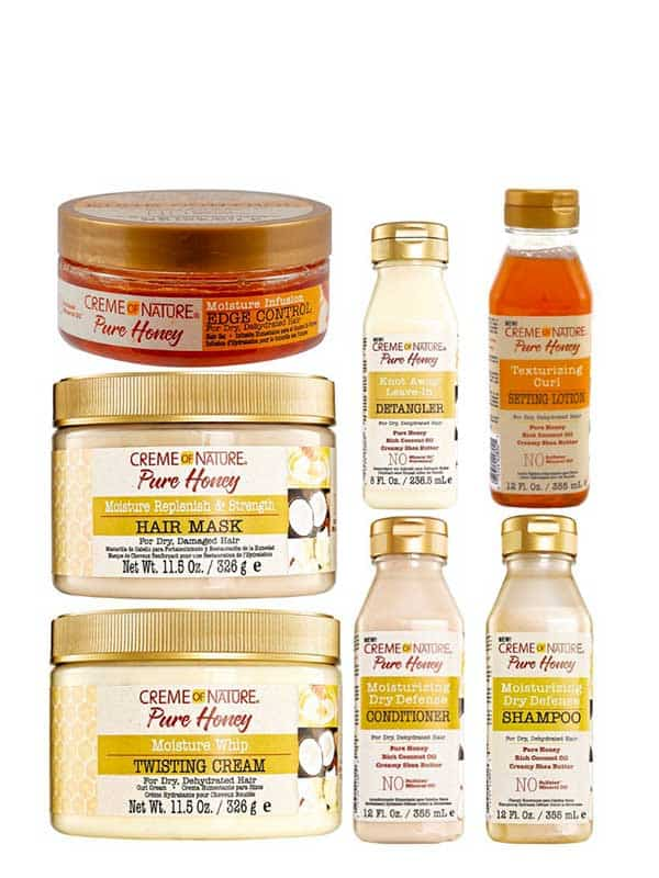 Pure Honey Programme Hydratant Au Miel Naturel Cre...