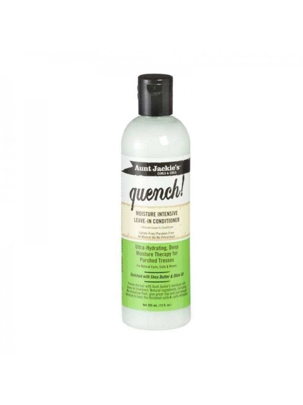 Quench Moisture Intense Leave-in Conditioner 355ml...