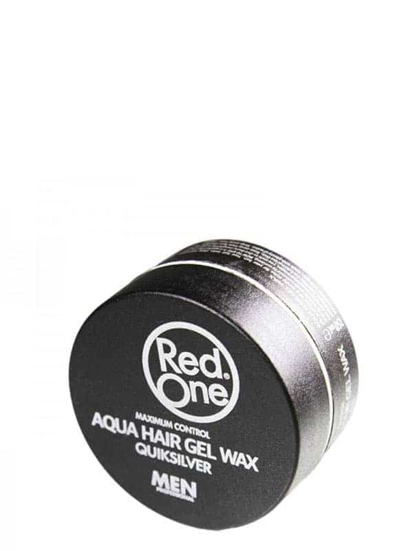 Quicksilver Aqua Hair Gel Wax Full Force 150 Ml Red One Wax