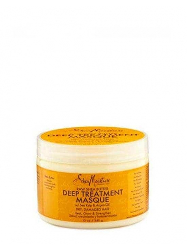 Raw Shea Butter Deep Treatment Masque 340g Shea Mo...