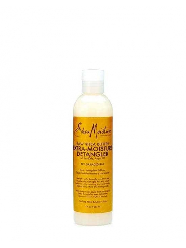 Raw Shea Butter Extra-moisture Detangler 237ml Shea Moisture