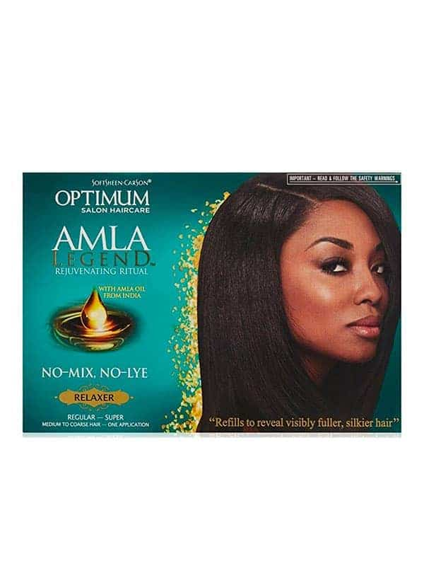 Relaxer Kit No Mix No Lye Amla Legend by Softsheen...