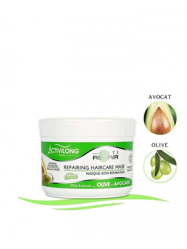 Repairing Hair Care Mask Actirepair