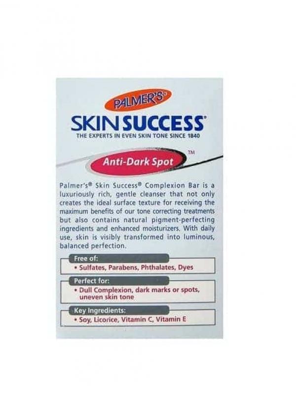 Skin Success Anti-Dark Spot Complexion Bar