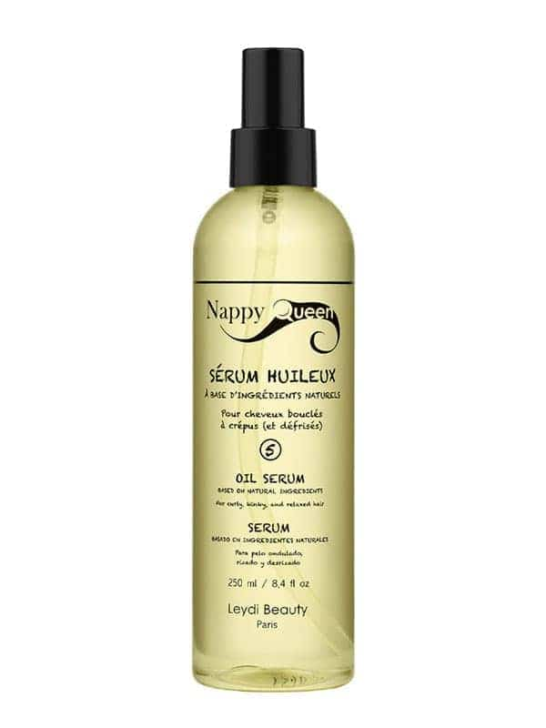 Sérum Huileux Coco, Jojoba Et Argan 250ml Nappy Q...