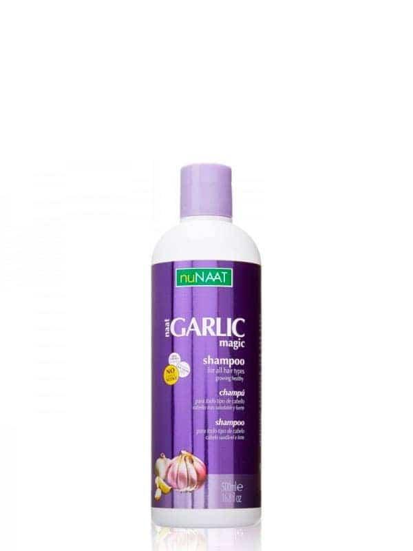 Shampoing Garlic 500 Ml Nunaat
