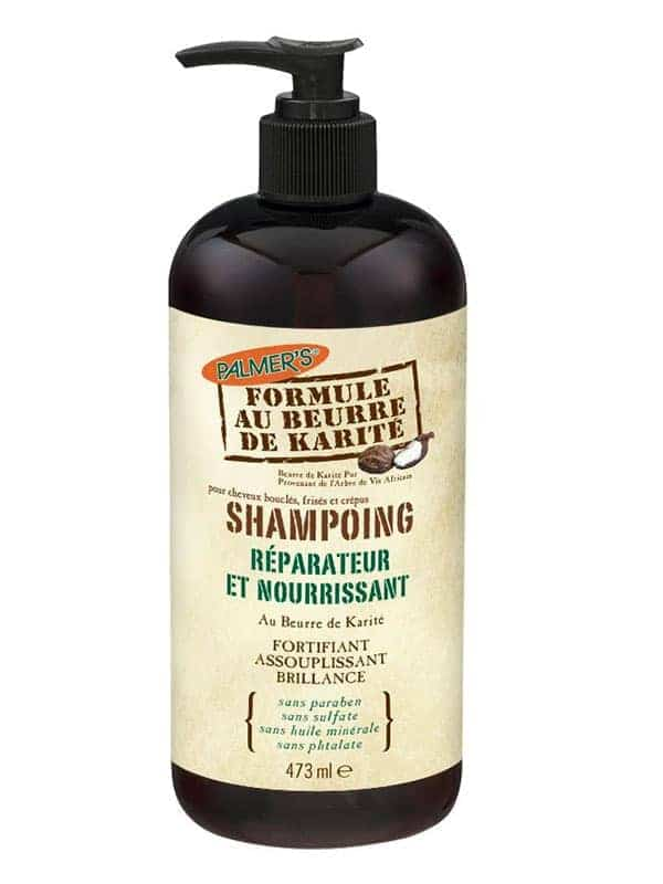 Shampoing Au Beurre De Karité 473ml Palmer's
