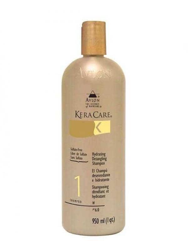 Shampoing Démêlant Et Hydratant Sans Sulfate 950...
