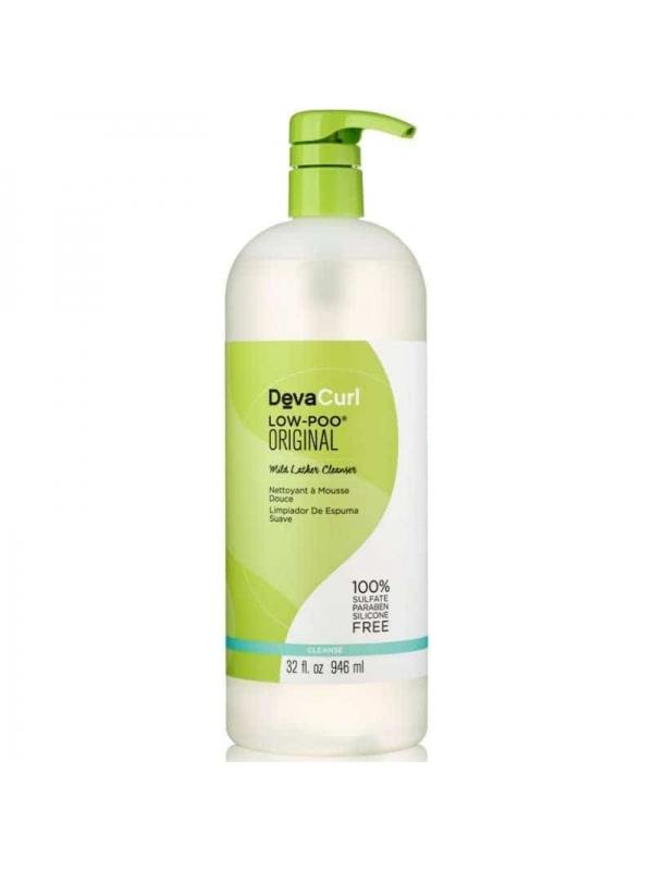 Shampooing Doux Low-poo Original 946ml Devacurl