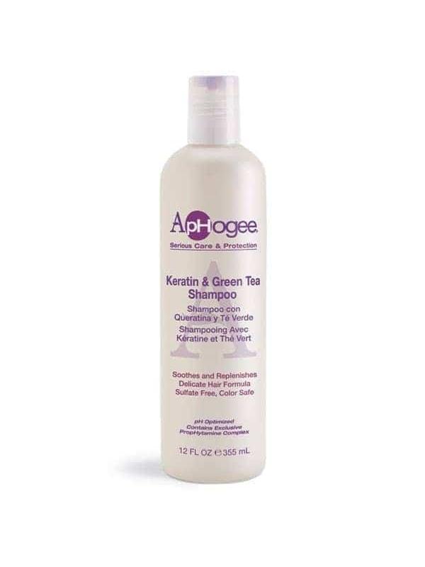 Shampooing Keratine & the Vert 355ml