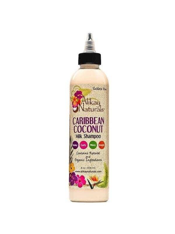 Shampooing Lait De Coco 236ml (Caribbean Coconut M...