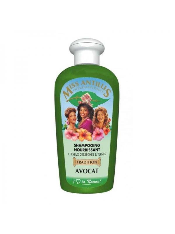 Shampooing Nourrissant Avocat 250 Ml De Miss Antil...