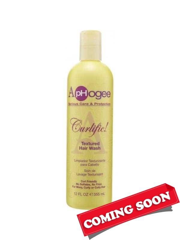 Shampooing Texturisant Curlific 355ml (Hair Wash)