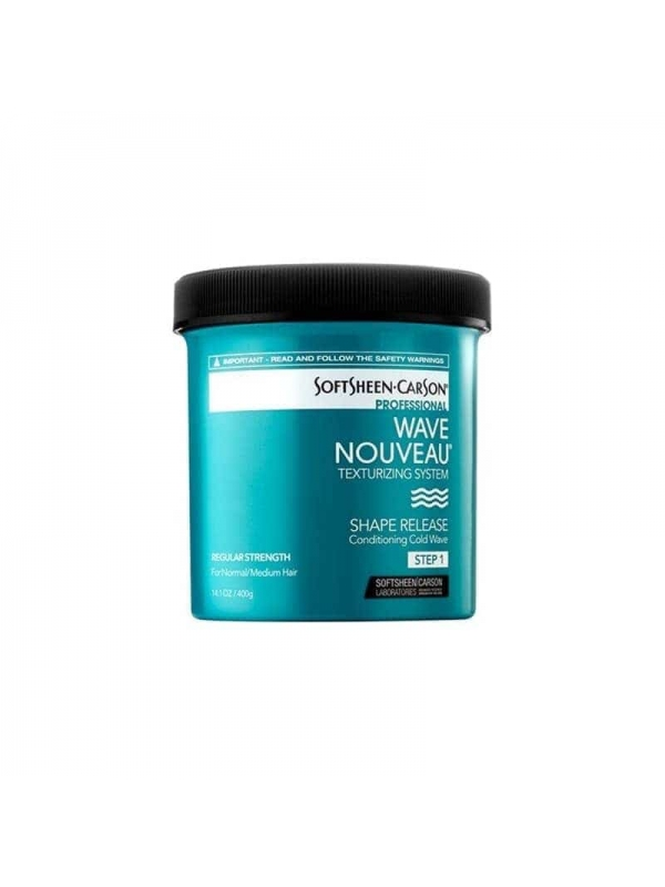 Shape Release Normal Hair Phase 1 400g Wave Nouvea...