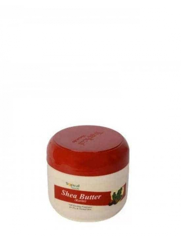 Shea Butter : With Fragance 125 G Tropical Natural's