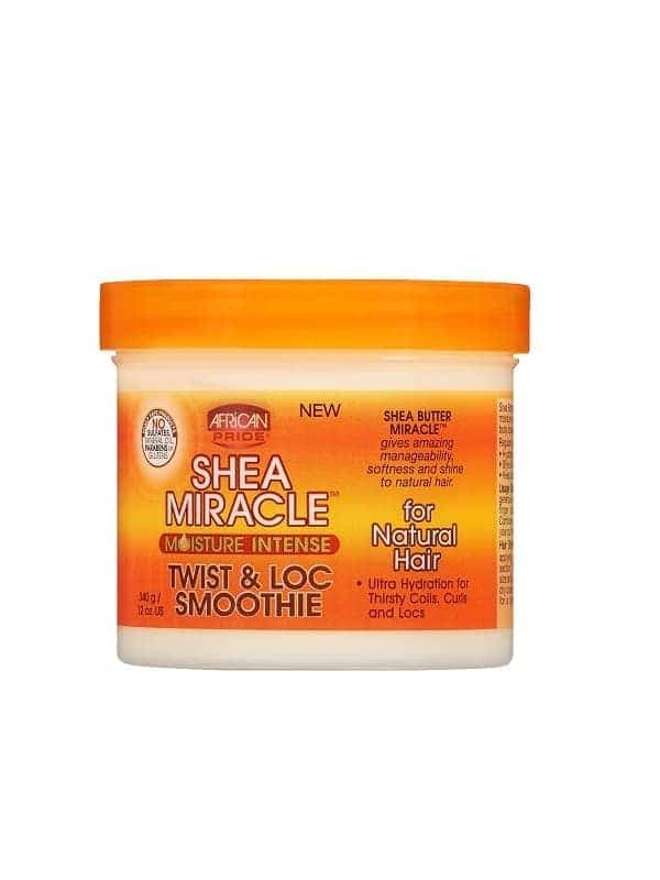 African Pride Shea Miracle Twist & Loc Smoothi...