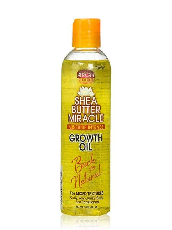 Shea Butter Miracle Moisture Intense Growth Oil 23...