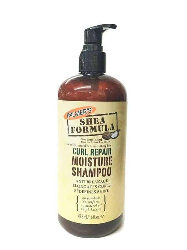 Shea Formula Curl Repair Moisture Shampoo 473 Ml P...