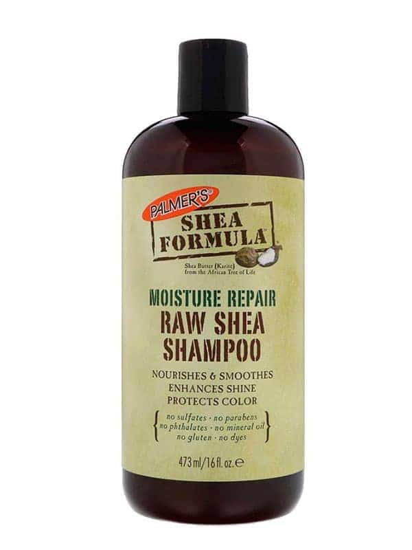 Shea Formula Raw Shea Conditioner Moisture Repair 473 Ml Palmer's Capillaire Karite