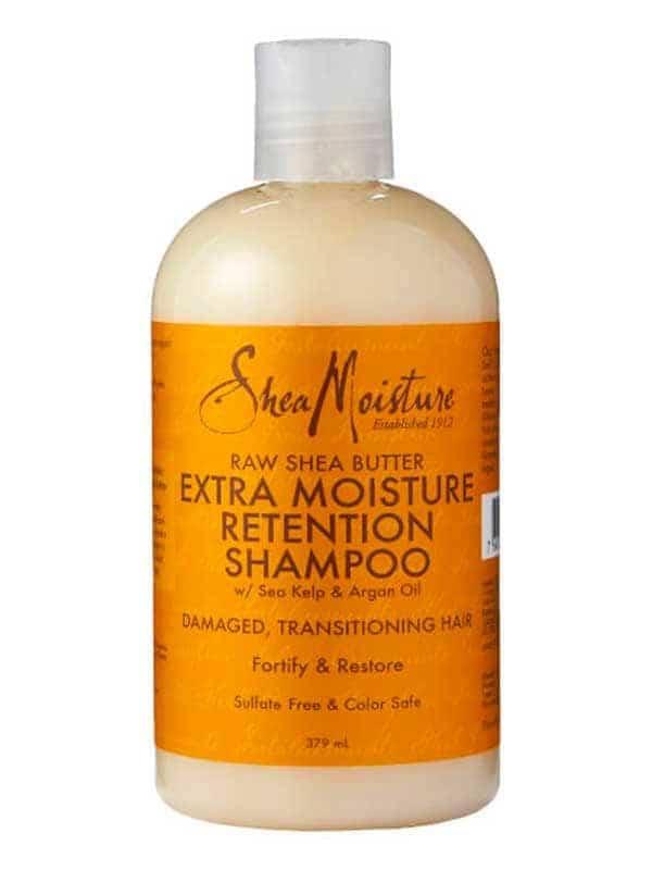 Shea Moisture shampoing ultra hydratant au beurre ...