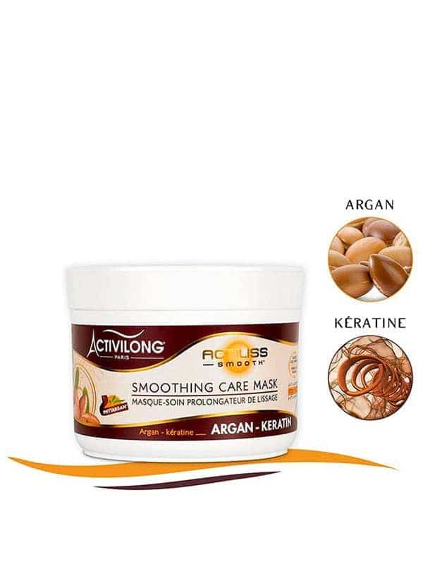 Smoothing Care Mask Actiliss Smooth