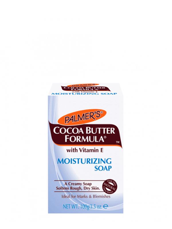 Cocoa Butter Formula moisturizing savon