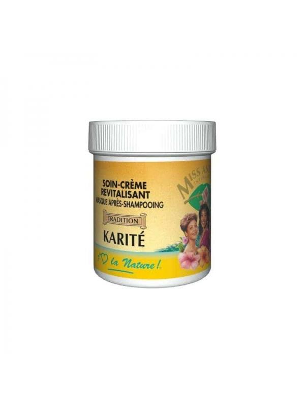Soin-crème Revitalisant Karité 200 Ml De Miss An...