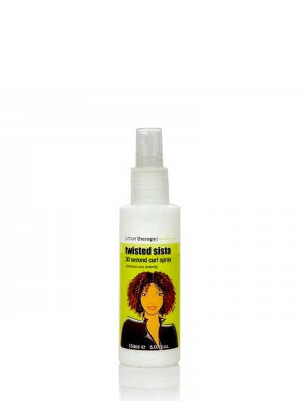 Spray Boucles 30 Secondes 236ml Twisted Sista