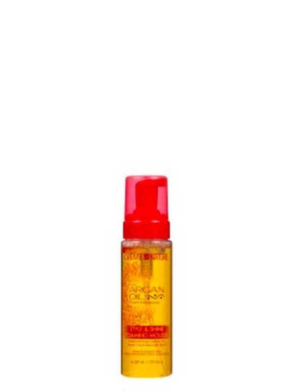 Style & Shine Foaming Mousse 207 Ml Creme of N...
