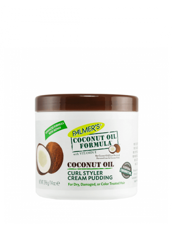 Coconut Oil Formula Super Control Gel for Edges