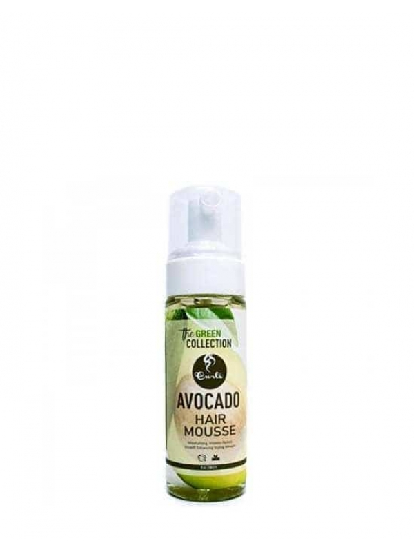 The Green Collection Avocado Hair Mousse 236.5 Ml ...