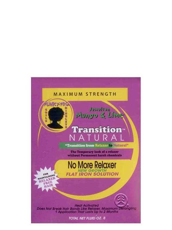 Transition Natural No More Relaxer 227g Jamaican M...