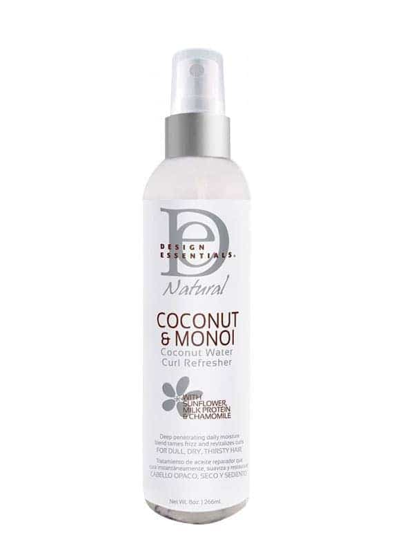 Water Curl Refresher Natural Coconut & Monoi 2...