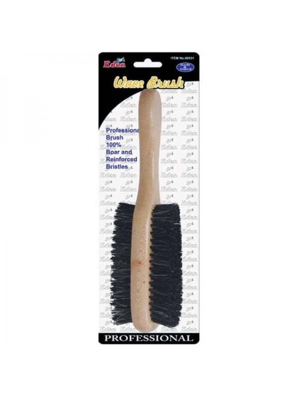 Wave Brush 100% Boar & Reinforced Bristles by ...
