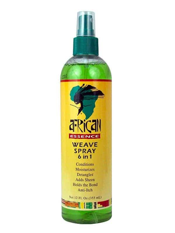 Weave Spray 6 en 1 Cheveux 355ml African Essence