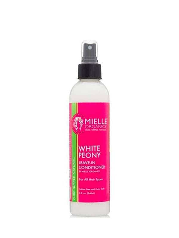 White Peony Leave-in Conditioner 240ml Mielle Orga...