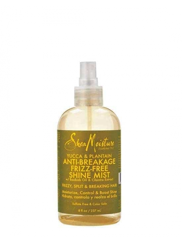 Yucca & Plantain Anti Breakage Frizz-free Shin...